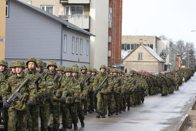 Kuperjanovi jalaväepataljon avab aastapäeval väravad3