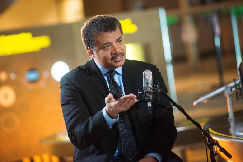Kanalil National Geographic esilinastub astrofüüsik Neil deGrasse Tysoni vestlussaade