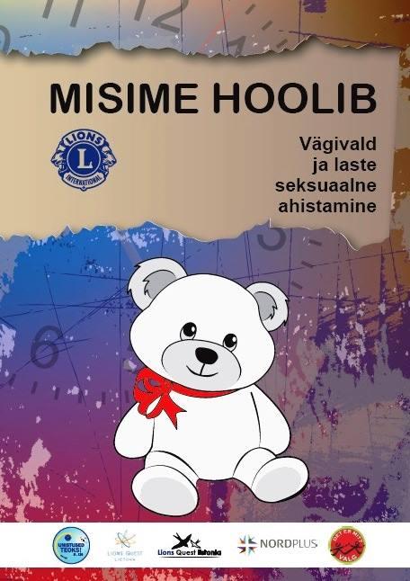Projekti Vägivald ja laste seksuaalne ahistamine raamat