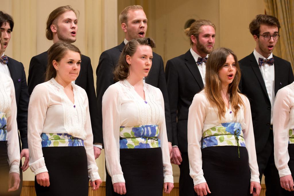 Tallinna rahvusvahelise koorifestivali Grand Prix läks Adolf Fredriki kiriku noortekoorile Rootsist!