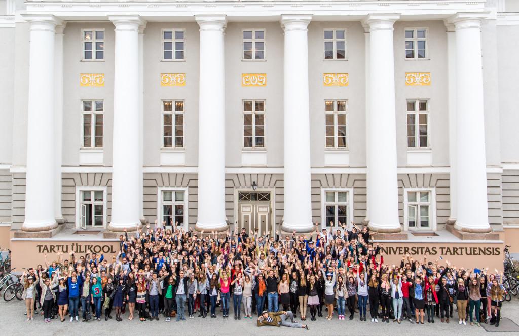 Tartu ülikool paistab maailmas silma viiel erialal