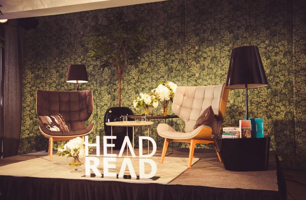 Täna algab kirjandusfestival HeadRead
