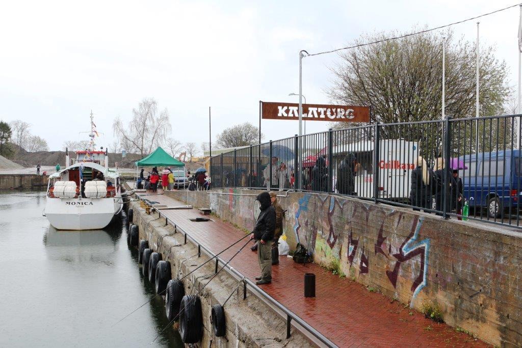 Kalarannas peetakse täna kalafestivali
