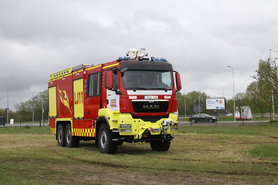 Jõgeval selgitatakse laupäeval Lõuna-Eesti parimad päästjad