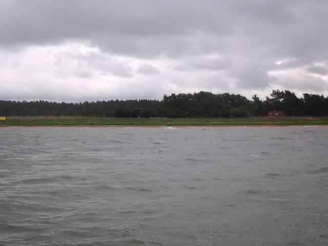 Vormsi lähedal päästeti merehätta sattunud kolm kalameest