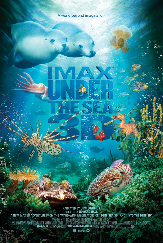 HARIV DOKFILM! Kosmos IMAX kutsub õpetajaid tutvuma haridusliku programmiga