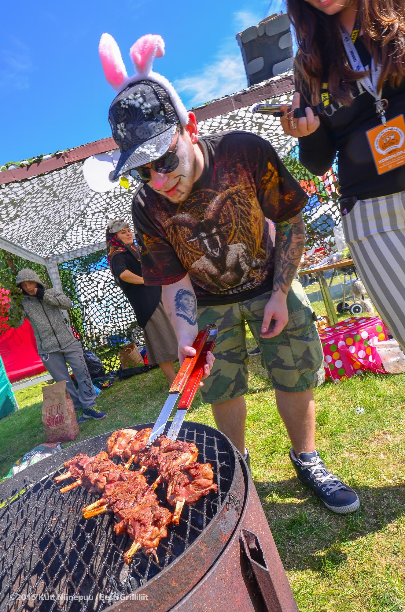 Hea Toidu Festivalil – Grillfest tehti vähemalt viis rekordit