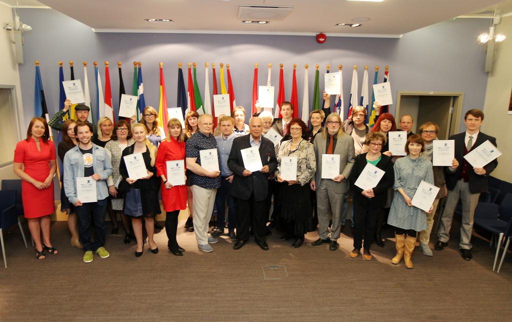 Eesti festivale tunnustati Euroopa kvaliteedimärgistega
