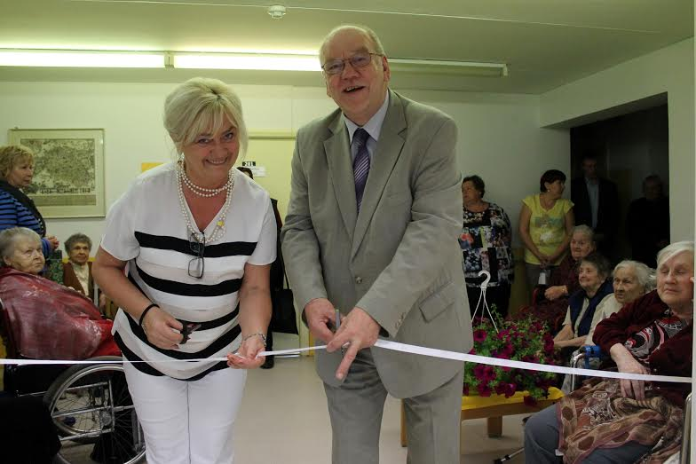Jõgeva sotsiaalkeskuses Elukaar avati kaasaegne söögisaal