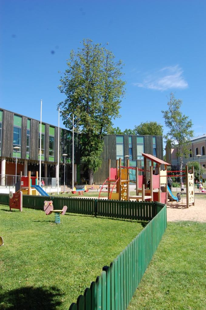 Lasteaed Mesimumm Viljandi linnas