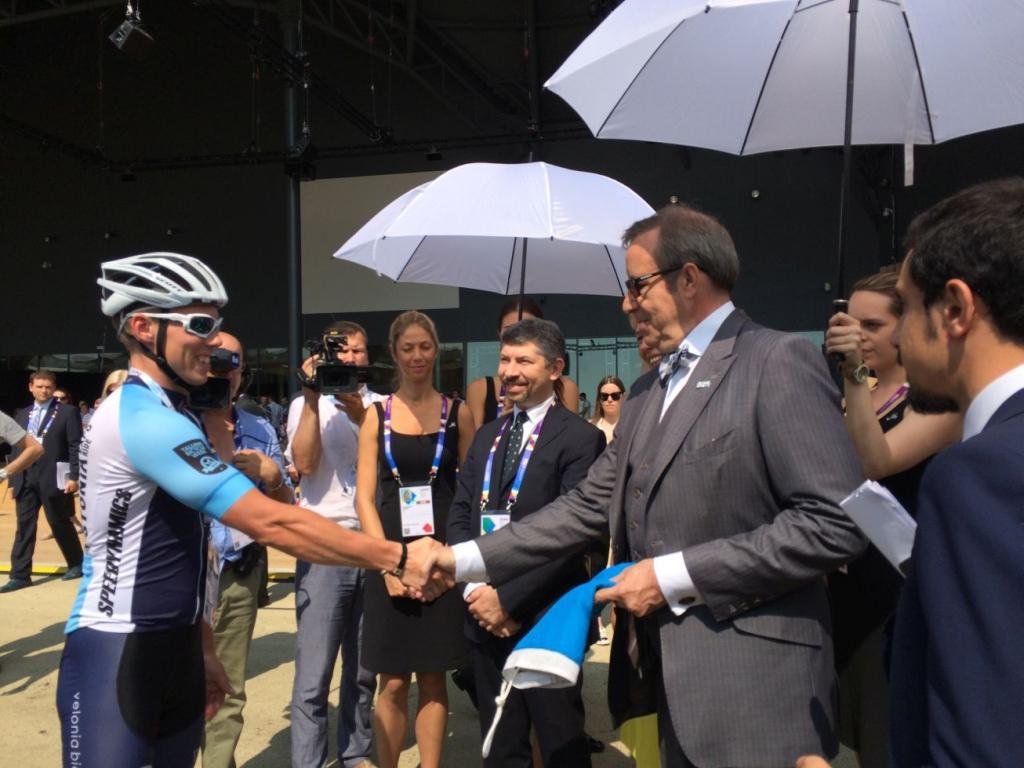 President Ilves avas Milano Expol Eesti rahvuspäeva