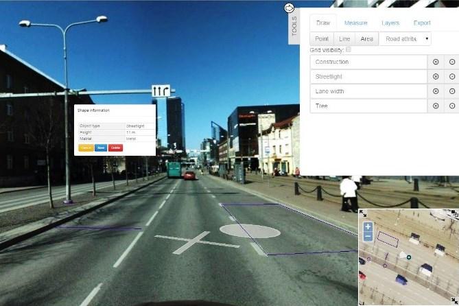 Tallinnas kogutakse Street-U pildiandmeid