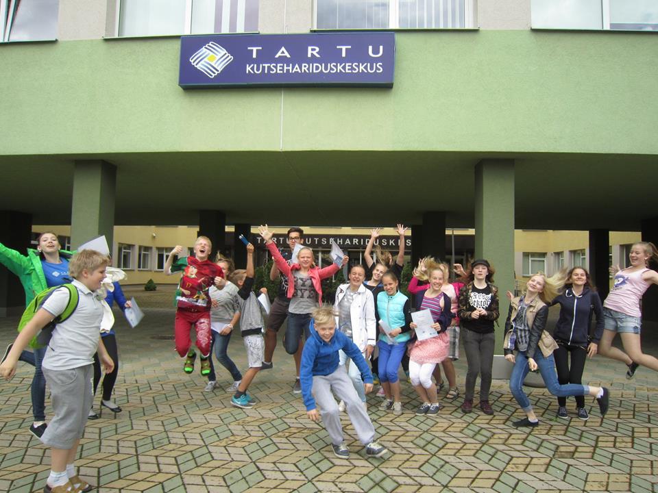 ÕPI UNISTUSI ELLU VIIMA! Tartu Kutsehariduskeskus avab homme uute õpilaste vastuvõtu