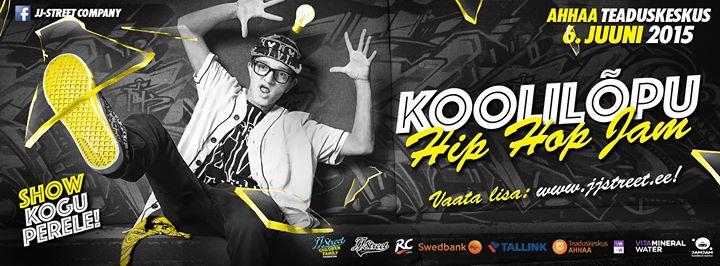 Tulemas on lahe Camp of Hip-Hop aktiivsetele noortele