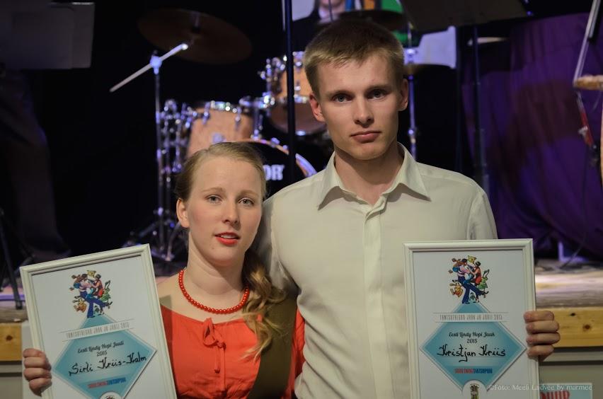 Eesti lindy hopi Jaak ja Juuli 2015