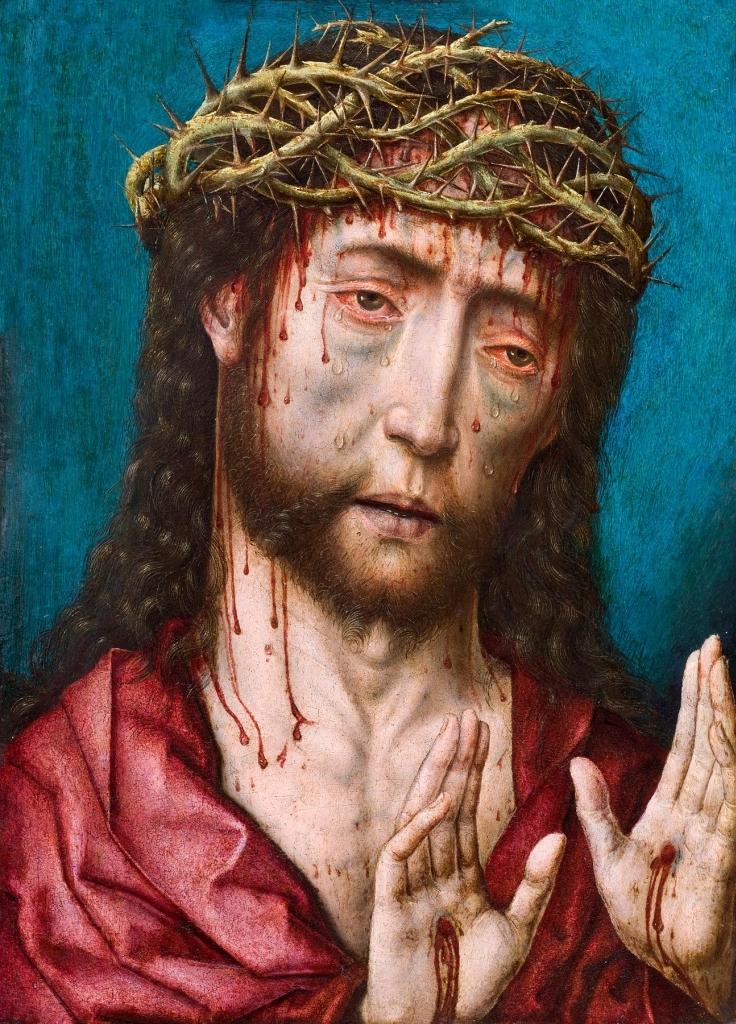 """KUNST AVAB SÜDAME! Albrecht Boutsi """"Kannataja Kristus"""" on loodud spetsiaalselt, et vaatajas esile kutsuda kaastunnet"""