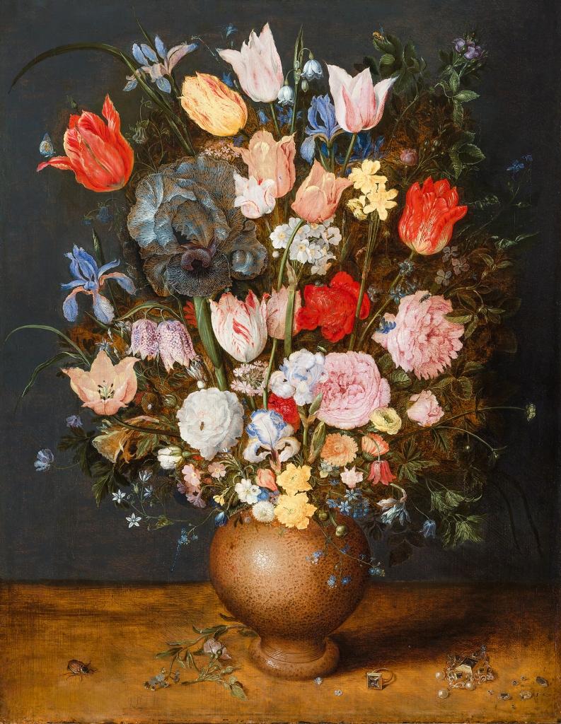 KUNSTI VARJATUD SÕNUMID! Põhjamaises maalikunstis kandsid lillemaalid elu mööduvuse sõnumit, olles tulvil peidetud tähendusi