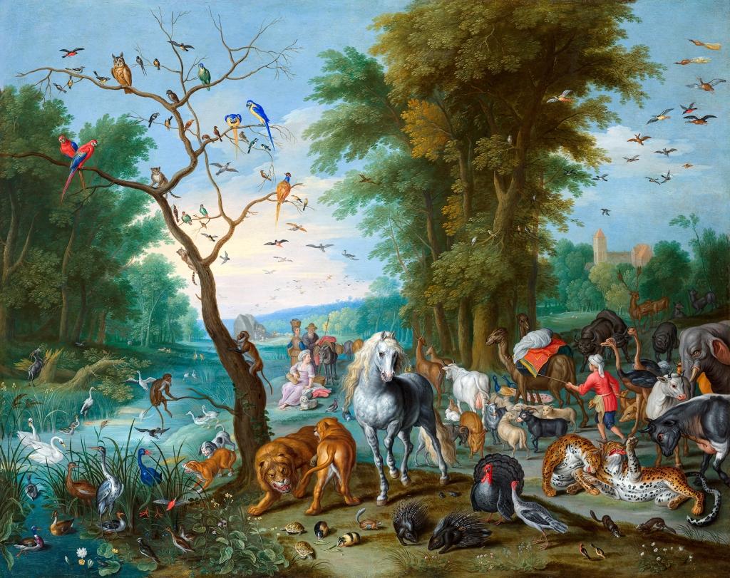 KÜLASTA NÄITUST! Jan Brueghel noorem oli äärmiselt andekas maastikumotiivide komponeerija