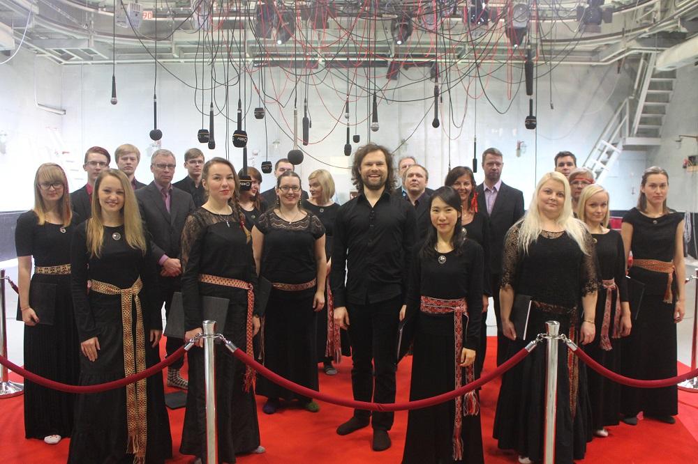 ORELIFESTIVAL LAULDAKSE TÄNA AVATUKS! Collegium Musicale laulab Tallinna Rahvusvahelise Orelifestivali avatuks