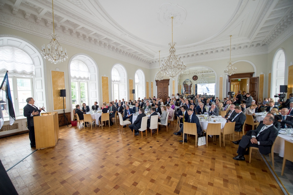 President Ilves: Euroopa Liit peab USA ja Aasiaga konkurentsis püsimiseks looma toimiva digituru