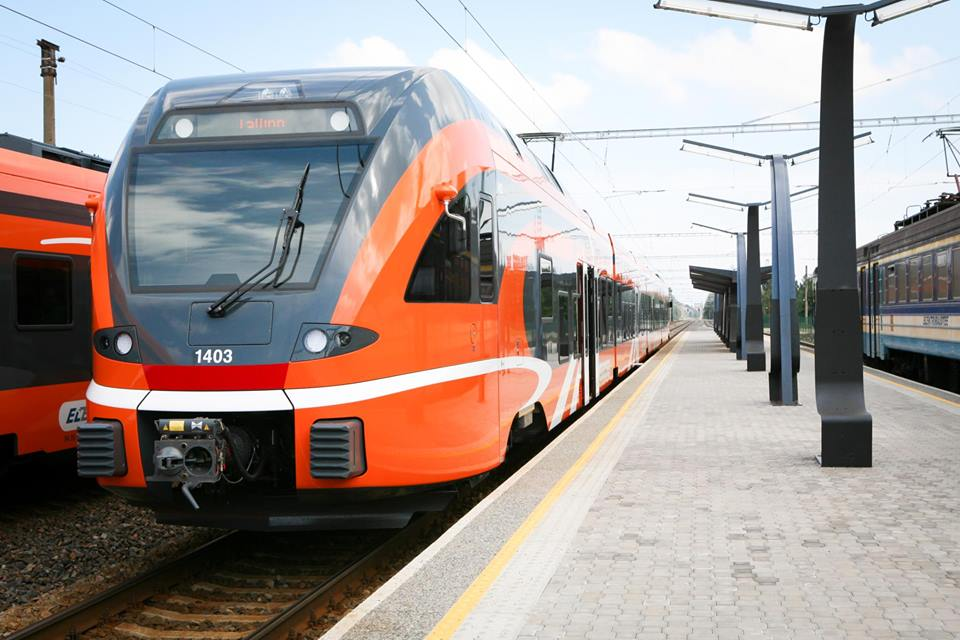 RONGIDE SÕIDUPLAAN I Alates 11. maist tihendab Elron rongide sõiduplaani
