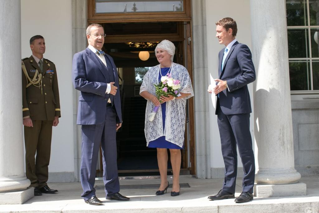 Foto: Rene Suurkaev/Vabariigi Presidendi Kantselei
