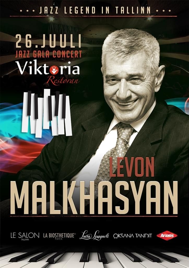 EKSKLUSIIVNE KONTSERT! Eestis annab eksklusiivse kontserdi Armeenia jazzilegend Malhass
