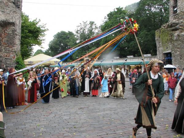 Tallinna vanalinnas toimuvad XVI Keskaja Päevad