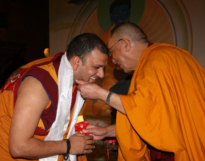 KOHADE ARV PIIRATUD! Kiireimad jõuavad ühe maailma tuntuima Tiibeti õpetlase loengule Eestis