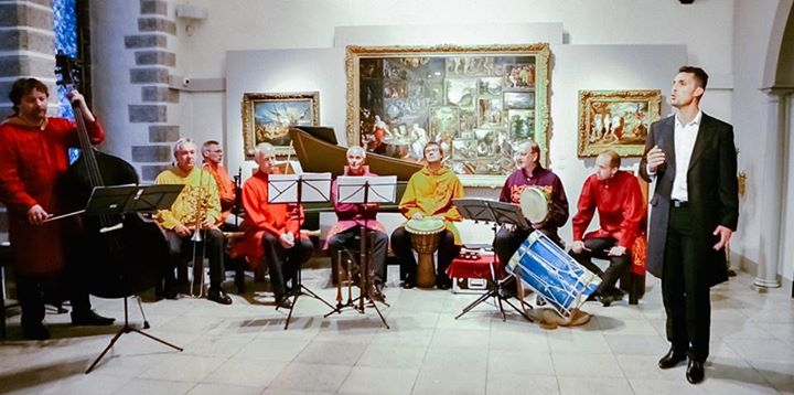 VIDEO! KUNST VALITSEB! Eestis saab näha aukartust äratavat unikaalset näitust