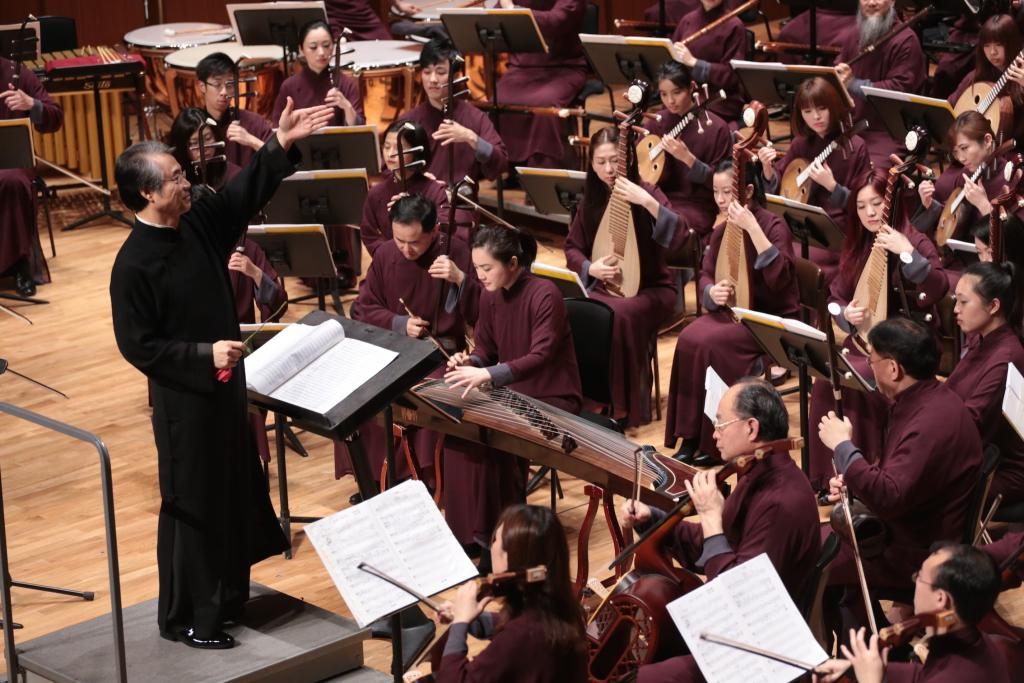 Hiina orkester