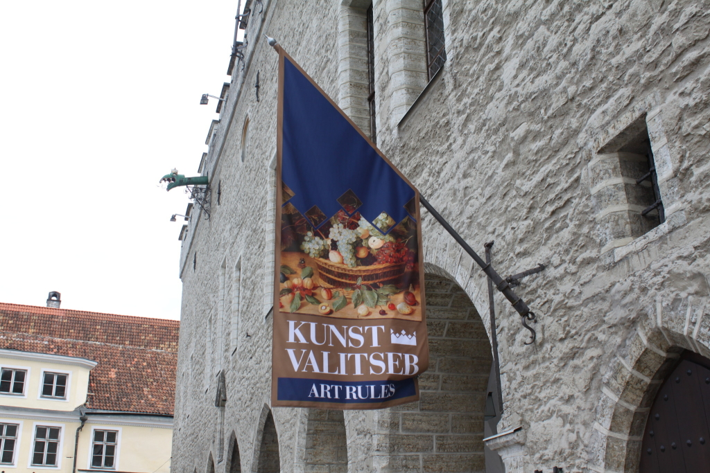TALLINNA RAEKODA KUTSUB! Tallinna raekoda kutsub maailmakuulsate kunstnike meistritöid kaema