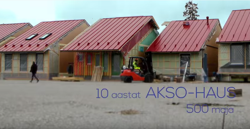 Rapla vallas Kuusikul sai valmis uus lasteaed-päevakeskus