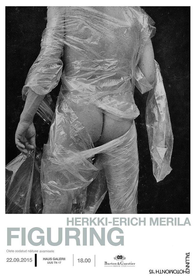 Homme avatakse Haus Galeriis Herkki-Erich Merila isiknäitus
