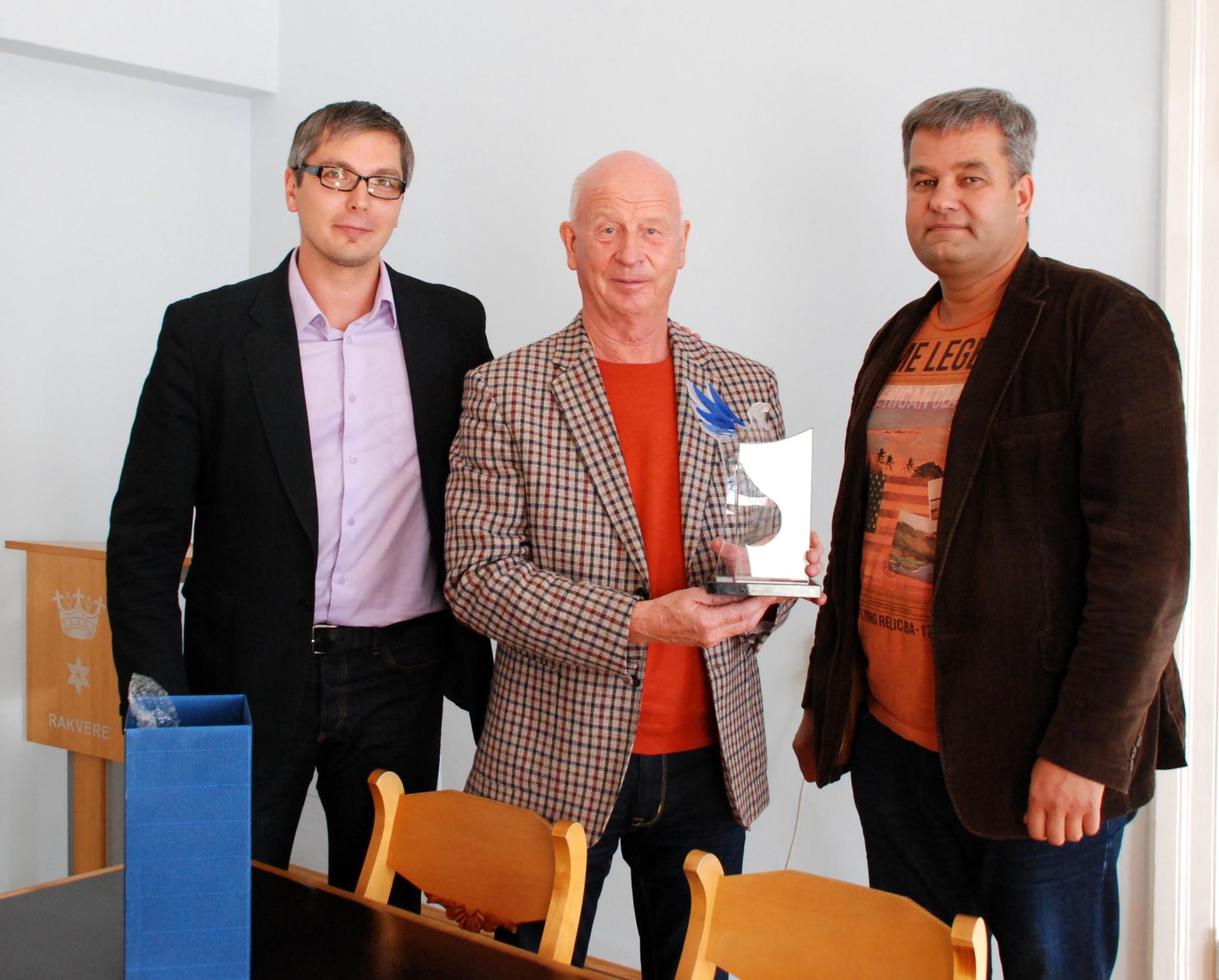 TUNNUSTUS! Maavanem tunnustas Rakvere linnavalitsust siseturvalisuse vabatahtlike toetamise eest