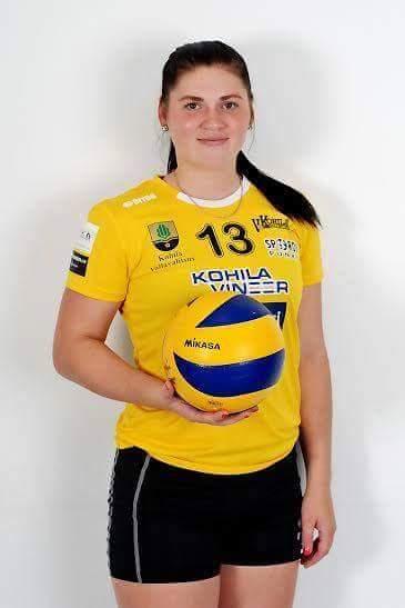 Volletüdruk Katleen Kangur: tulevikus tahaksin kindlasti olla treener, mulle meeldib väga lastega tegeleda