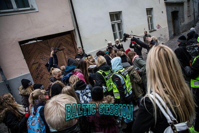 BALTIC SESSIONI FESTIVALIMÖLL HAKKAB PIHTA! Tallinna suurim seintepuhastusaktsioon algab täna
