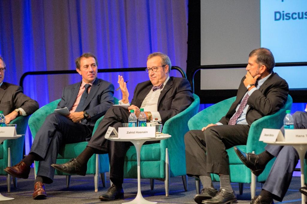 TARGAD LAHENDUSED! Eesti IT valdkonna eestvedajad tutvustasid Maailmapangas e-lahendusi