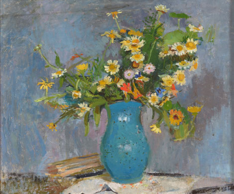 HAUS GALERII SÜGISOKSJON! Linda Kits-Mägi avab lillemaailma ilu selle lihtsuses
