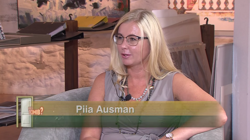 KAS TOHIB? Tallinna TV külastas Haus Galerii loojat Piia Ausmani