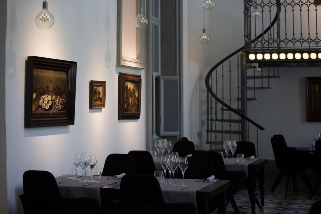 TUNNUSTUS PARIMATELE! Kunstirestoran Art Priori on restoranigiidi White Guide nimekirjas
