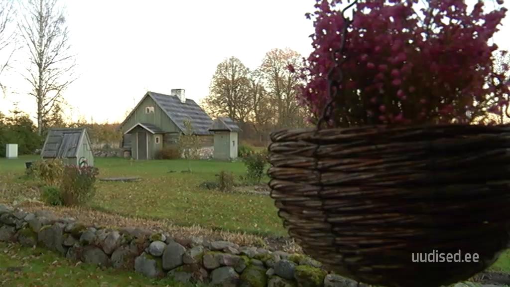 Oma pere jõududega taastatud talu on nii vanematele kui lastele tõeliseks paradiisiks