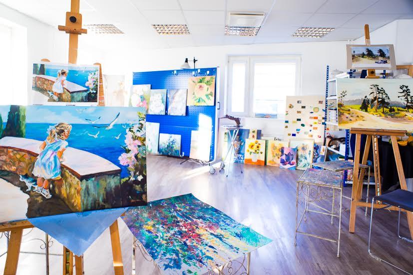 Art Studio Galleria kutsub osa võtma prestiižikast rahvusvahelisest laste loomingu näitusest!