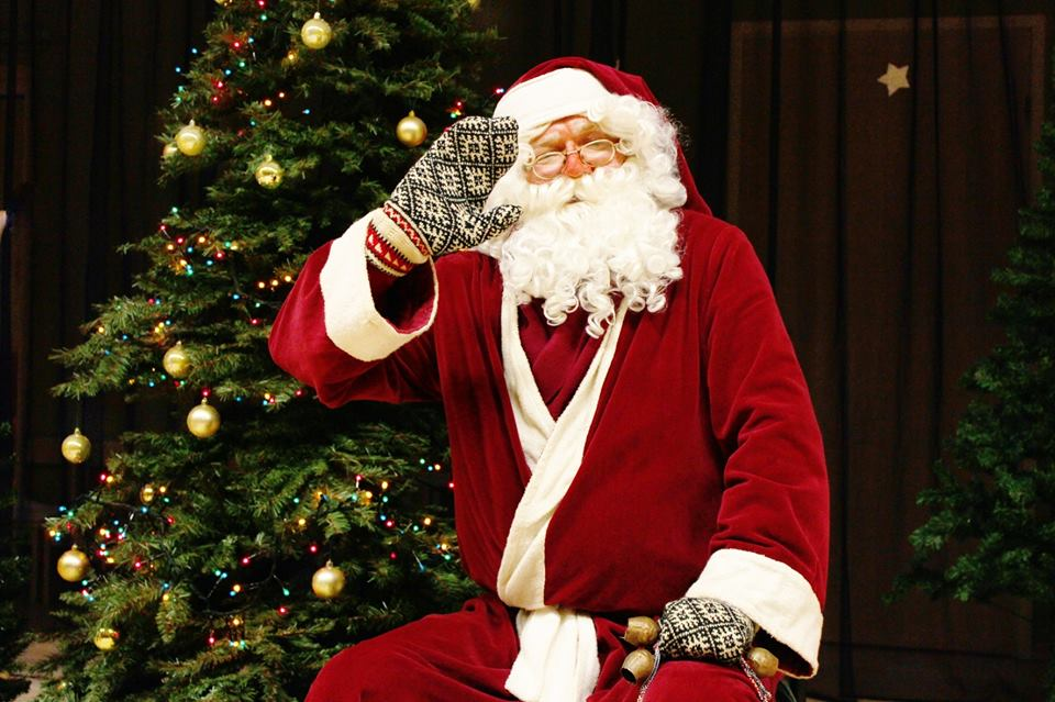 Jõuluvana Ardi ootab kõiki endale külla