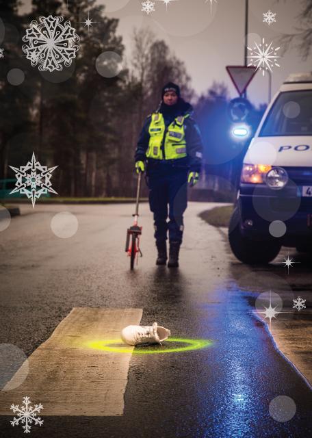 OLE TÄHELEPANELIKUM! Politsei saatis korduvalt liiklusnõudeid rikkunud juhtidele pühadekaardi