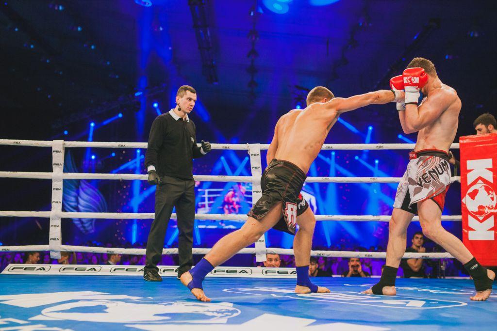 KING OF KINGS! Moldovas Eestit esindanud Roman Zõbin: enne matši Morariga jäi mul taastumiseks liiga vähe aega