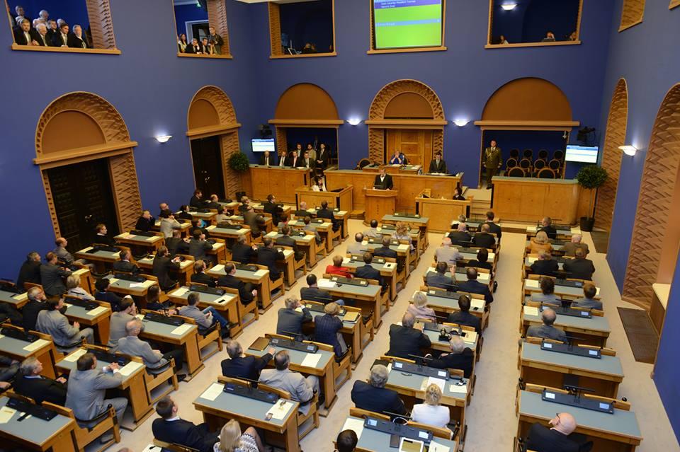 Riigikogu langetas valimisiga kohalikel valimistel 16. eluaastale
