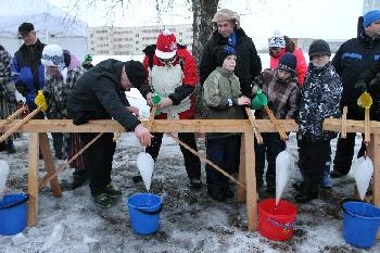 MÕNUS TALVEPÄEV JÕGEVAL! Homme toimub Jõgeval külmalinna talvefestival
