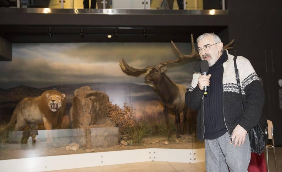 Zooloog Aleksei Turovski: me peame oma hingejõudu jääkarude abistamisele pühendama, teisiti ei saa, sest me oleme inimesed!