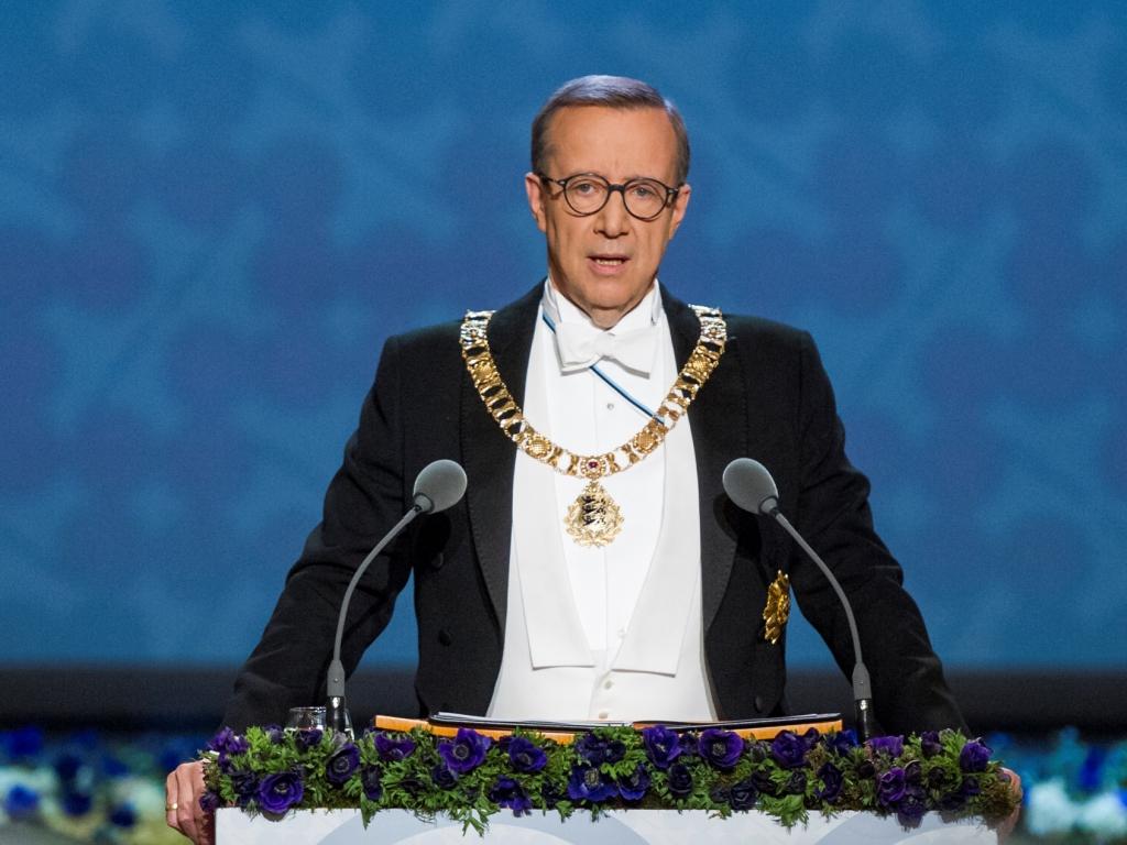 VAATA VIDEOT! Presidendi aastapäevakõne kritiseeris valitsust ja kutsus üles suuremale sallivusele